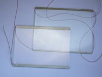 výroby ohřev přístrojových oken a LCD